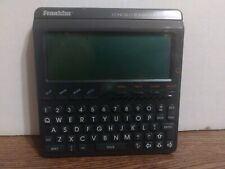 Franklin Concise Columbia Encyclopedia EC-7000 Electronic Handheld Tested Works