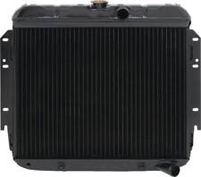 1965-66 Mopar A-Body 6 Cylinder Automatic Trans 3 Row Replacement Radiator