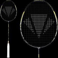 Badmintonschläger Carlton Vapour Trail S-Lite + 3 Grips - Top-Modell 2015/16