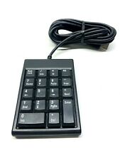 USB 19-key Number Pad Numeric Keypad for Laptop Notebook PC