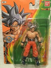 "Dragon Ball Evolve 5"" SON GOKU ULTRA INSTINCT ACTION FIGURE Dragonball Super"