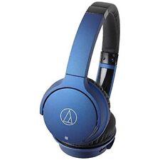 NEW Audio Technica Bluetooth Wireless Headphone (Deep Blue) ATH-AR3BT BL