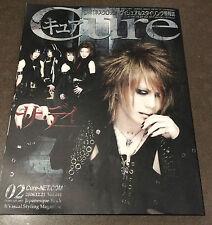 CURE Japanese Rock Magazine SADIE FEB 2007 Vol 041 GOTH PUNK HARAJUKU Like New