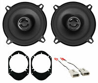 """Alpine S 5.25"""" Front Speaker Replacement Kit For 1997-1998 Ford Expedition"""