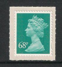 GB 2011 Machin Definitives, 68p turquoise green, SG U2926, MNH