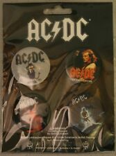 AC/DC Button 4 Pin Set NIP Angus