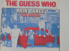 "THE GUESS WHO -Rain Dance- 7"" 45"