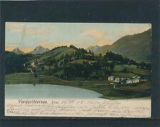 AK aus Vorderthiersee, Tirol   28/7/15