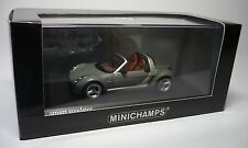 SMART ROADSTER GREY METALLIC 2003 1:43 MINICHAMPS