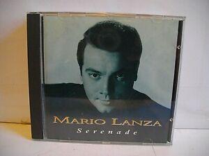 Mario Lanza Serenade CD 1995