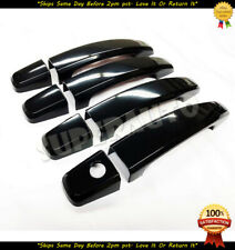 For 2011-2016 Chevrolet Cruze Sedan 4DR Blackout door handle covers set Malibu