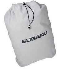 Genuine SUBARU OEM M0010AS020 Car Cover Storage Bag Legacy Wrx Forester Impreza
