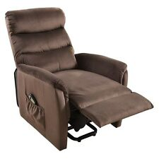 Electric Lift Remote Control Recliner Home Rest Soft Chair Seat Cozy Adjustable