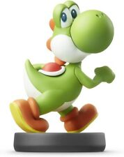 Yoshi Amiibo Super Smash Bros Series for Nintendo Wii, WiiU, 3DS, DS & Switch