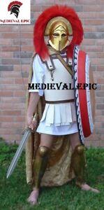 American Made Greek Macedonian Armor Costume Ancient lino Thorax Army