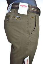 Meyer Pantalone Uomo modello Bonn 2-5525/38 Stretch Taglia 48