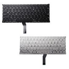 Pour Apple Macbook Air 13 2012-2015 A1369 A1466 Keyboard US Layout Noir Laptop