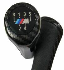 Pomo marchas BMW 5 velocidades carbono knob shift palanca de cambio deportivo M