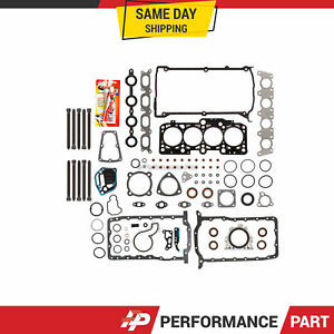 Full Gasket Set Head Bolts for 97-01 Audi A4 TT Quattro Volkswagen Passat TURBO