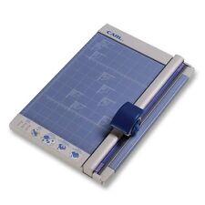 """CARL Rotary 12"""" Paper Cutter - CUI12200"""