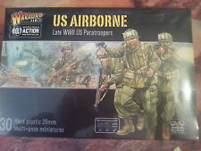 BOLT ACTION US AIRBORNE - LATE WWII U.S. PARATROOPERS - NEW AND SEALED