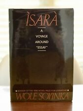 "Wole Soyinka FIRST Isara: A Voyage Around ""Essay"" Memoir Nobel Winner 1989 OOP"