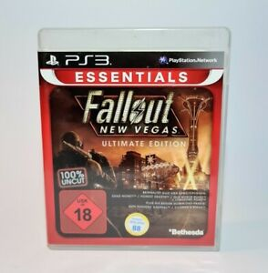 Fallout New Vegas Essentials- PlayStation 3 PS3 OVP