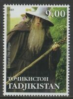 LORD OF THE RINGS GANDALF SIR IAN McKELLEN 2001 MNH STAMP