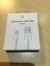 BRAND NEW Genuine Apple Lightning Cable 1m - Lightning to USB Cable BARGAIN