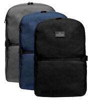 "Zaino Backpack SPALDING & BROS A.G. Big Brooklyn Line Porta Pc  fino a 15/6"" Tas"