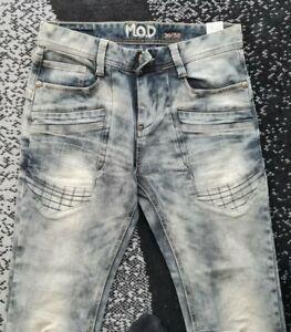 M.O.D. Herren Jeans Hose  GR . 30 / 32