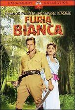 FURIA BIANCA  DVD AVVENTURA