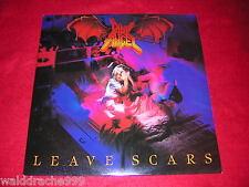 DARK Angel-Leave scars, flag 30 VINILE LP 1989