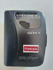 Vintage Sony Walkman Wm-Fx121 Am Fm Portable Cassette Player Avls Tested Working