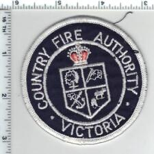 Victoria Country Fire Authority (Australia) Uniform Takeoff Shoulder Patch 1980s