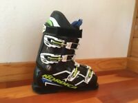 Nordica Doberman race ski boots size 23.5