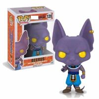 FUNKO POP Beerus Vinyl Action Figure Toy Collectible toys
