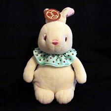 Department 56 Dottie White Plush Rabbit Bunny 9 Inches Dept