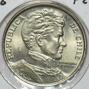 Chile 1976 Peso 196809 combine shipping