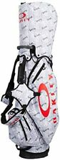 New listing Oakley Golf Stand Caddy Bag BLACK HEATHER Color FOS900199 Gift Sport Japan