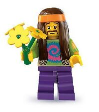 LEGO 8831 CMF Series 7 - Hippie (SEALED) minifigure