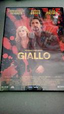 "DVD ""GIALLO"" PRECINTADA DARIO ARGENTO ADRIEN BRODY ELSA PATAKY EMMANUELLE SEIGNE"