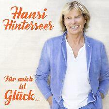 HANSI HINTERSEER - FÜR MICH IST GLÜCK...   CD NEW+