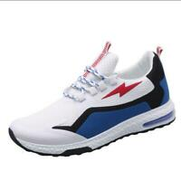 Men's Athletic Sneakers Breathable Sports Running Walking Casual Shoes Trainer