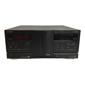 Fisher DAC-9335 24 Disc CD Changer Studio 24 Tested Working No Remote Vintage
