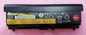 "New 8400mah Genuine battery For Lenovo ThinkPad  SL410 SL510  Edge 14"" / 15"""