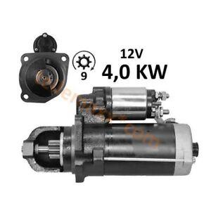4,0 KW Starker Anlasser für Case IH IHC 644 A 844 S SA 844 TD8B 1046 1056 XL ..