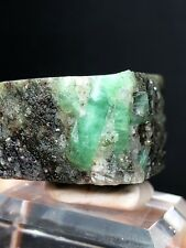 30.6g Natural gemstone Beryl emerald mineral specimens