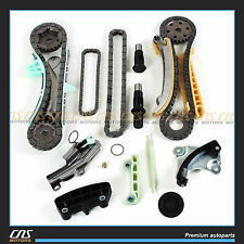 Engine Timing Chain Kit w/ Gears for 1997-2009 Ford Mazda Mercury 4.0L SOHC