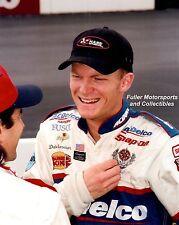 DALE EARNHARDT JR 1998 NASCAR BUSCH SERIES CHAMPION 8X10 PHOTO RICHMOND WINNER